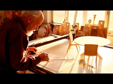 Incredible Woodworker and His Workshop