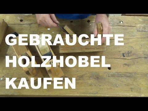 Gebrauchte Holzhobel kaufen