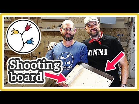 SHOOTING BOARD – YOU can make this easily and quickly –Collab with jenni.swiss