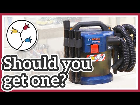 CORDLESS SHOP VAC – Bosch GAS 18V-10L – WHAT YOU NEED TO KNOW