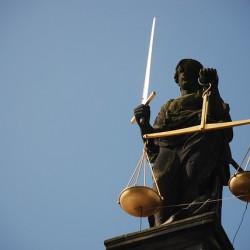 Lady Justice, Bild von pixabay.com