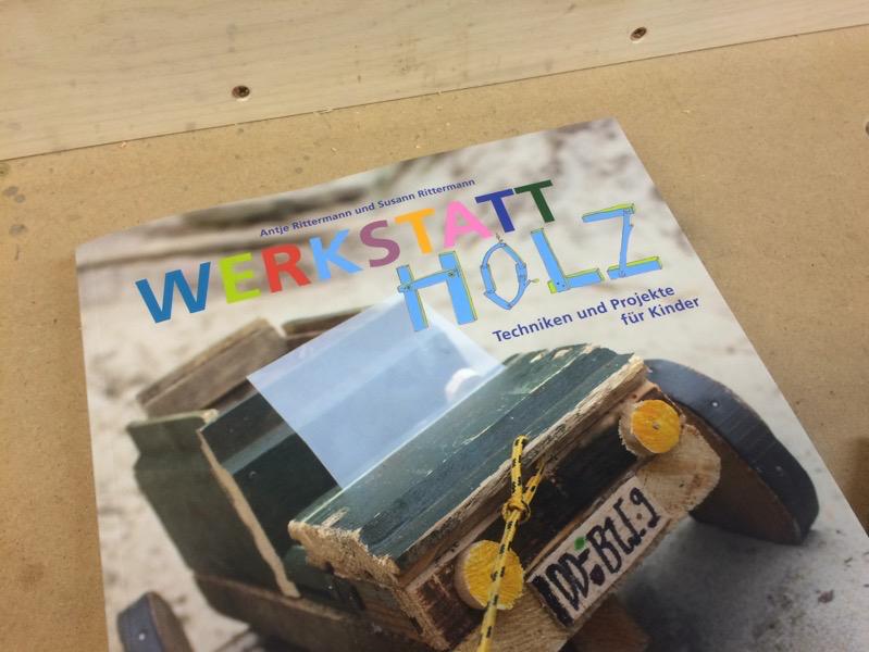 Buch: Werkstatt Holz