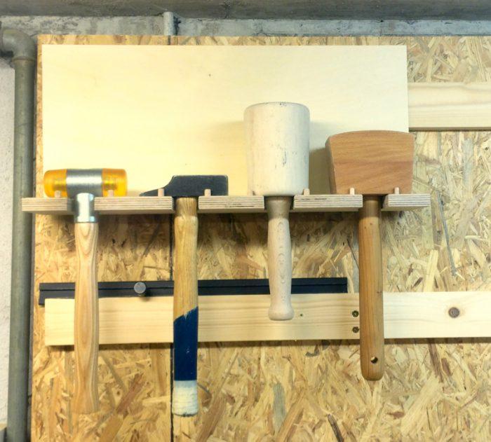 wie kann man werkzeuge sinnvoll aufbewahren holzhandwerk. Black Bedroom Furniture Sets. Home Design Ideas