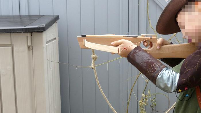 Selbst Bauen eine spielzeug armbrust selbst bauen holzhandwerk