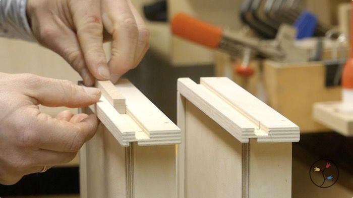 Sehr Einen Schreibtisch-Organizer selbst bauen – Holzhandwerk OC83