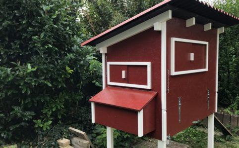 Hühnerstall selbst bauen